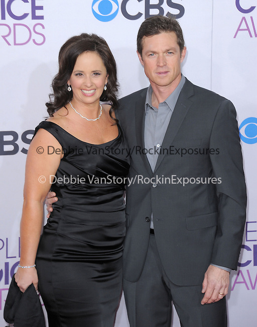 Eric Close at The 2013 People's Choice Awards held at Nokia Live in Los Angeles, California on January 09,2013                                                                   Copyright 2013 Hollywood Press Agency