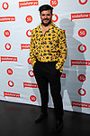 Martin Berreiro during the photocall of VODAFONE YU MUSIC SHOWS<br /> ESTOPA  in Concert. <br /> <br /> October 2, 2019. (ALTERPHOTOS/David Jar)