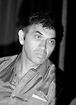 Bill Graham 1982 US Festival Press Conference.© Chris Walter.