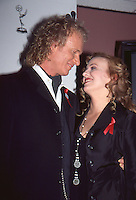 Tony Geary &amp; Genie Francis Emmy Awards<br />