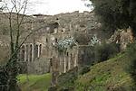Ruins of Pompeji