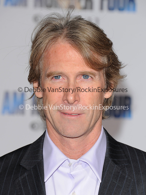 Michael Bay attends the Dreamworks' World Premiere of I Am Number Four held at The Village Theater in Westwood, California on February 09,2011                                                                               © 2010 DVS / Hollywood Press Agency