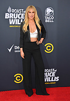 LOS ANGELES, CA - July 14, 2018: Rumer Willis at the Comedy Central Roast of Bruce Willis at the Hollywood Palladium<br /> Picture: Paul Smith/Featureflash.com