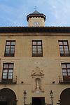 Medieval Tour.<br /> Mora de Rubielos.<br /> Ayuntamiento.