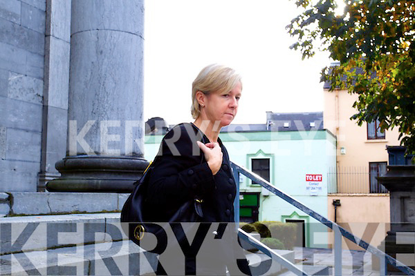 Isobel Kennedy SC at the  Jolanta and Enrika Lubiene murder trial on Wednesday