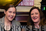 Seen at The Towers Hotel Glenbeigh on Women's Christmas: Sarah O'Sullivan & Sheena Sweeney