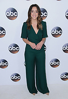 08 January 2018 - Pasadena, California - Chloe Bennet. 2018 Disney ABC Winter Press Tour held at The Langham Huntington in Pasadena. <br /> CAP/ADM/BT<br /> &copy;BT/ADM/Capital Pictures