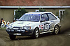 MAZDA 323 4WD #22, Thorbjorn EDLING (SWE)-Hans ANDERSSON (SWE), 1000 LAKES RALLY 1987