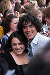 Red Carpet arrivals for the Australian Premiere of the movie December Boys, 9-9-07. Bobby Morley from Home and away on the Red carpet. .