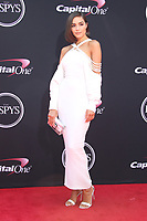 LOS ANGELES, CA - JULY 12: Olivia Culpo at The 25th ESPYS at the Microsoft Theatre in Los Angeles, California on July 12, 2017. Credit: Faye Sadou/MediaPunch