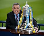 William Hill Scottish Cup 5th Round draw. Hampden Park: Owen Coyle