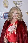 CONNIE STEVENS. Arrivals to A Tribute to the USO, a musical and video tribute to seven decades of USO service at the Saban Theatre. Beverly Hills, CA, USA. February 21, 2010.