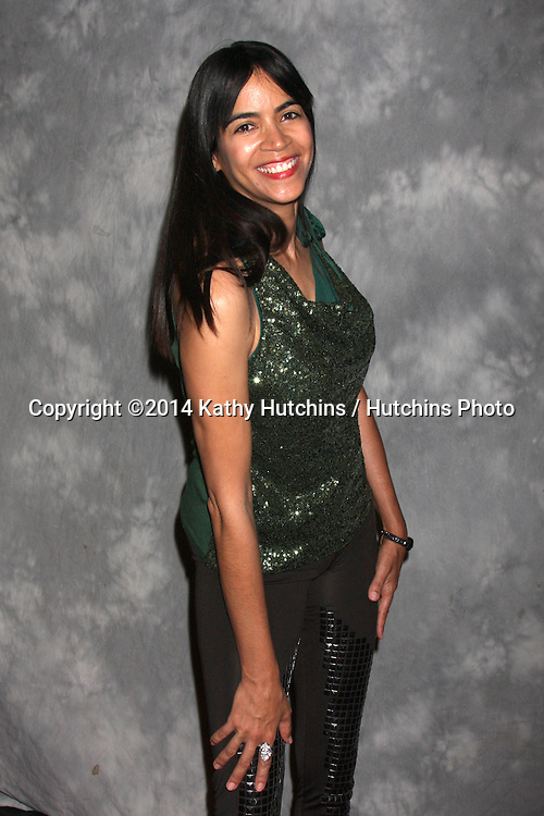LOS ANGELES - JUL 26:  Lillian Cruz at the Hollywood Red Carpet School Class at the Secret Rose Theater on July 26, 2014 in North Hollywood, CA