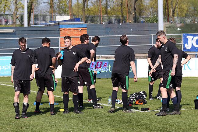 TOTTENHAM HALE RANGERS v LEWISHAM ATHLETIC<br /> LONDON FA JUNIOR CUP<br /> SATURDAY 8TH APRIL 2017<br /> REDBRIDGE FC