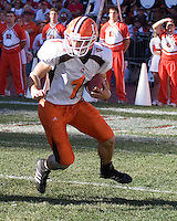 07 October 2006: Bowling Green wide receiver Corey Partridge (1)..The Ohio State Buckeyes defeated the Bowling Green Falcons 35-7 on October 7, 2006 at Ohio Stadium, Columbus, Ohio.