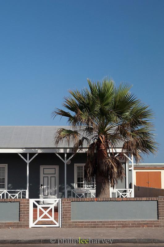 Suburban house in Walvis Bay, Namibia