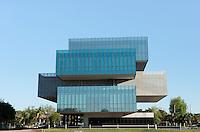 Tecnologico de Monterrey by Architect Tatiana Bilbao, Culiacan, Sinaloa, Mexico