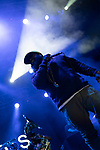 Black Thought, voice of The Roots in concert on the botanist nights.July 05, 2019. (ALTERPHOTOS/Johana Hernandez)