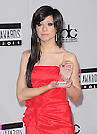 Christina Grimmie attends 2011 American Music Awards held at The Nokia Theater Live in Los Angeles, California on November 20,2011                                                                               © 2011 DVS / Hollywood Press Agency