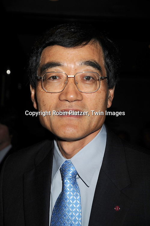 Dr Wook Paik, President of LG Electronics