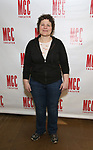 "Lucy Thurber attends the Meet & Greet for the cast and creative team of  MCC Theater's ""Transfers"" on February 28, 2018 at the Second Stage Rehearsal Studios in New York City."