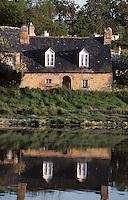 Europe/France/Bretagne/29/Finistère/Le Faou: Vieille maison