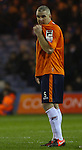 Picture by David Horn/eXtreme Aperture Photography +44 7545 970036<br /> 26/11/2013<br /> Steve McNulty of Luton Town during the Skrill Premier match at Kenilworth Road, Luton.