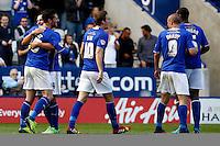 Leicester City v Barnsley 28.10.13