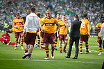 19.05.2018 Scottish Cup Final Celtic v Motherwell: Motherwell dejection