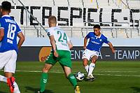 Goal scored, Tor zum 1:0 durch Fabian Schnellhardt (SV Darmstadt 98)<br /> - 29.05.2020: Fussball 2. Bundesliga, Saison 19/20, Spieltag 29, SV Darmstadt 98 - SpVgg Greuther Fuerth, emonline, emspor, <br /> <br /> Foto: Florian Ulrich/Jan Huebner/Pool VIA Marc Schüler/Sportpics.de<br /> Nur für journalistische Zwecke. Only for editorial use. (DFL/DFB REGULATIONS PROHIBIT ANY USE OF PHOTOGRAPHS as IMAGE SEQUENCES and/or QUASI-VIDEO)