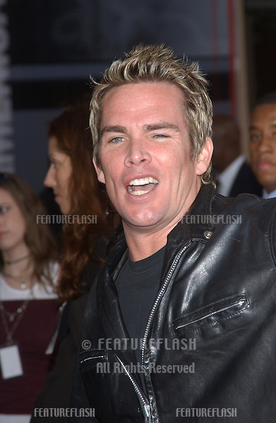 MARK McGRATH at the 31st Annual American Music Awards in Los Angeles..November 16, 2003