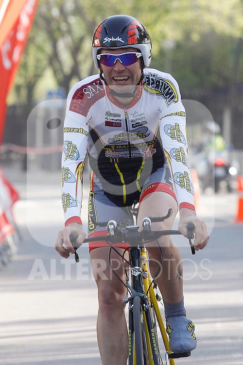 4 Javier Moreno Ciclos Corredor cri master . (ALTERPHOTOS/ACERO)