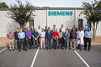 Siemens,Tucker Facility Tour, 10-23-18