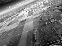 Aerial, Kansas, USA