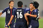 Japan team group (JPN), OCTOBER 6, 2013 - Football / Soccer : Tianjin 2013 the 6th East Asian Games, men's football match between Japan 1-2 North Korea at Tianjin Haihe Education Park Stadium, Tianjin, China. (Photo by AFLO SPORT)