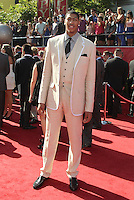 Anthony Davis at the 2012 ESPY Awards at Nokia Theatre L.A. Live on July 11, 2012 in Los Angeles, California. &copy;&nbsp;mpi20/MediaPunch Inc. *NORTEPHOTO*<br />