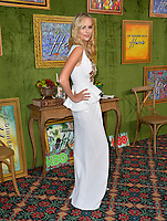 "LOS ANGELES, CA. October 04, 2018: Helena Mattsson at the Los Angeles premiere for ""My Dinner With Herve"" at Paramount Studios.<br /> Picture: Paul Smith/Featureflash"