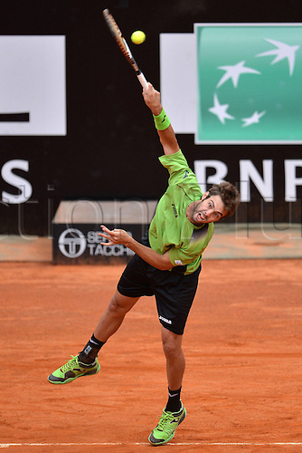 16.05.2012. Rome, Italy.  Italian Open Tennis Championship by BNP Paribas. Photo Marcel Granollers