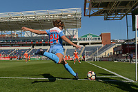 Bridgeview, IL - Saturday May 06, 2017: Danielle Colaprico during a regular season National Women's Soccer League (NWSL) match between the Chicago Red Stars and the Houston Dash at Toyota Park. The Red Stars won 2-0.