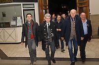 PESCARA (PE) 21/11/2012: PRIMARIE CENTRO SINISTRA 2012 - NICHI VENDOLA A PESCARA.  FOTO ADAMO DI LORETO