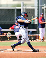 Johnny Drennen / Cleveland Indians 2008 Instructional League..Photo by:  Bill Mitchell/Four Seam Images