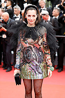 Amira Casar attending the opening ceremony and screening of 'The Dead Don't Die' during the 72nd Cannes Film Festival at the Palais des Festivals on May 14, 2019 in Cannes, France