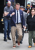 MAY 01 Guy Ritchie Seen In New York City