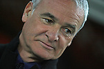 2012 Serie A Chievo v Inter Milan Mar 9th..Claudio Ranieri on 10/03/2012 in Verona, ITALY. ..© PierreTeyssot.com