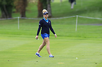 Charley Hull (ENG) on the 7th hole during Wednesday's Pro-Am Day of The Evian Championship 2017, the final Major of the ladies season, held at Evian Resort Golf Club, Evian-les-Bains, France. 13th September 2017.<br /> Picture: Eoin Clarke | Golffile<br /> <br /> <br /> All photos usage must carry mandatory copyright credit (&copy; Golffile | Eoin Clarke)