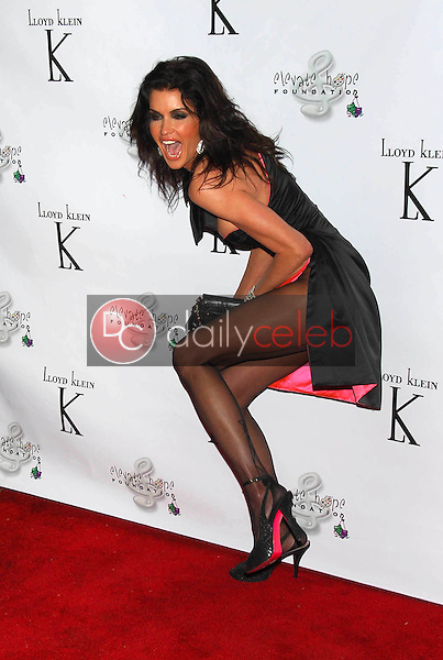 """Janice Dickinson<br />at """"Circle of Passion"""", an evening with Lloyd Klein presented by the Elevate Hope Foundation. Astra Lounge, West Hollywood, CA. 02-26-06<br />Dave Edwards/DailyCeleb.com 818-249-4998"""