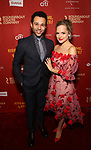 """Corbin Bleu and Stephanie Styles attends the Broadway Opening Night After Party for """"Kiss Me, Kate""""  at Studio 54 on March 14, 2019 in New York City."""