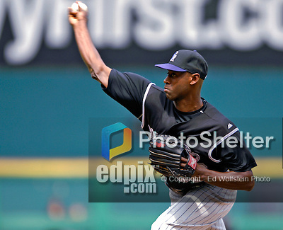 22 July 2007: Colorado Rockies pitcher LaTroy Hawkins in action against the Washington Nationals at RFK Stadium in Washington, DC. The Nationals defeated the Rockies 3-0 in the final game of their meeting, taking the series three games to one...Mandatory Photo Credit: Ed Wolfstein Photo