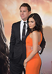 Channing Tatum and Jenna Dewan-Tatum attends Warner Bros. Pictures L.A. Premiere of Jupiter Ascending held at The TCL Chinese Theater  in Hollywood, California on February 02,2015                                                                               © 2015 Hollywood Press Agency