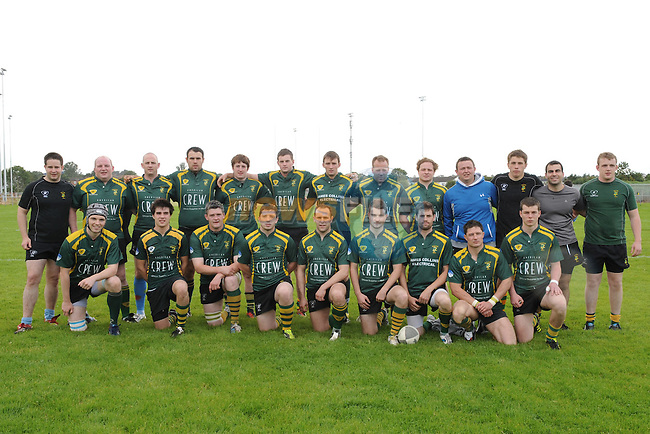 Boyne RFC ahead of Match...Photo NEWSFILE/Jenny Matthews.